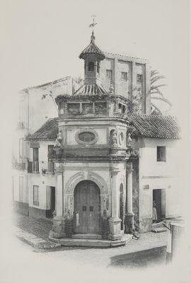 Capelle La Cruz in Malaga.