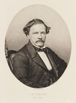 C. M. Ferrier