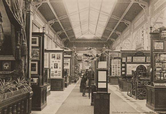 Exposition Universelle de 1889 (photographie classe XII)