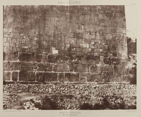 Mur de Manasses