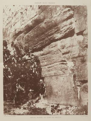 Arche Ruinee du Pont du Xystuus