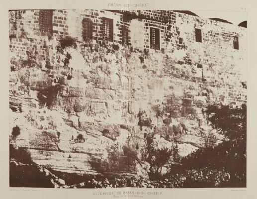 Interieur du Haram-Ech-Cherif
