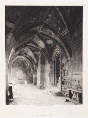 Erste Abtheilung: Malerische Innenraume no. 1