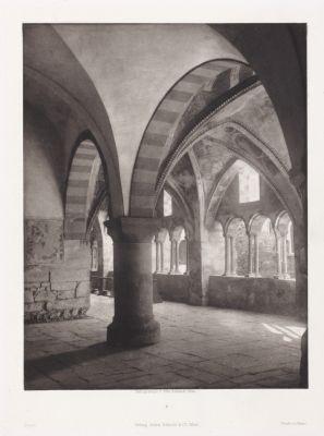 Erste Abtheilung: Malerische Innenraume no. 2