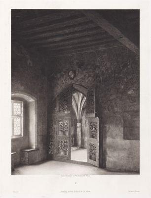 Erste Abtheilung: Malerische Innenraume no. 3