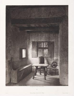 Erste Abtheilung: Malerische Innenraume no. 11