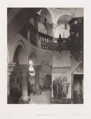 Erste Abtheilung: Malerische Innenraume no. 14