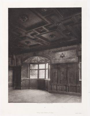 Erste Abtheilung: Malerische Innenraume no. 17