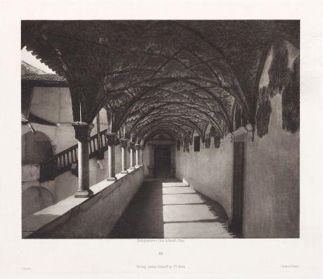 Erste Abtheilung: Malerische Innenraume no. 28