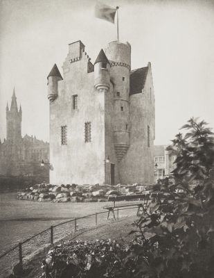 The Old Scottish Tower
