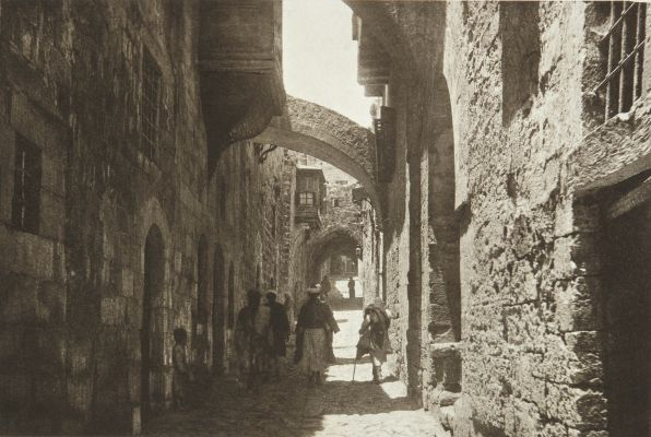 Via Dolorosa, Jerusalem