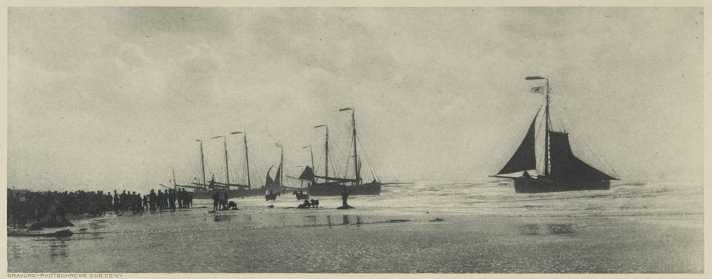 Landing of the Boats