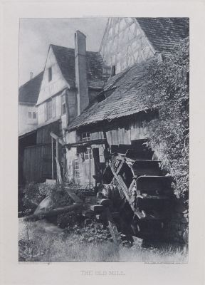 The Old Mill, 1894
