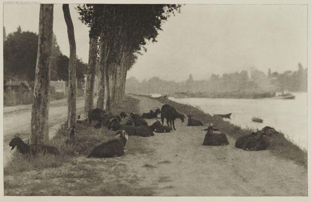 On the Seine – Near Paris