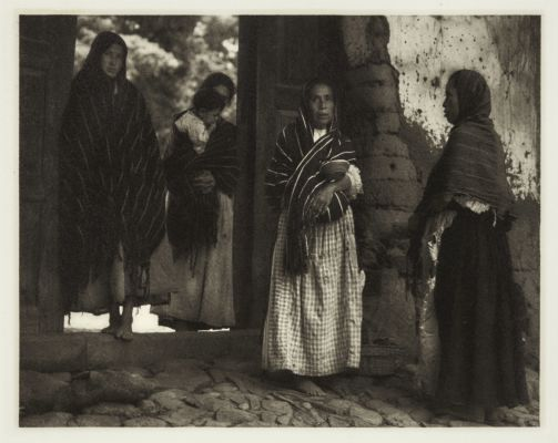 Women of Santa Anna – Michoacan
