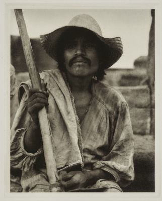 Man with Hoe – Los Remedios