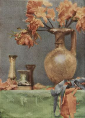 Still Life from an Autochrome