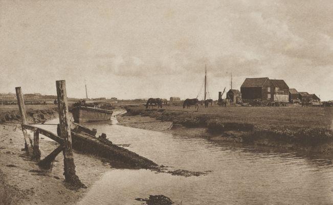 A Tidal River, East Coast