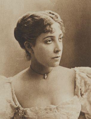 Miss Olga Nethersole