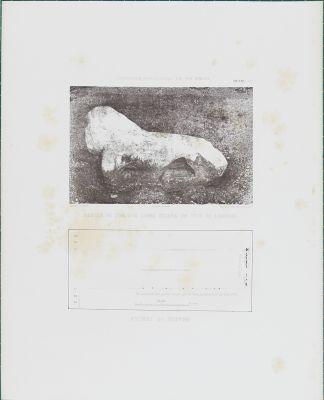 Didyme pl. 1 Restes de L'un Situés en Tête de L'avenue