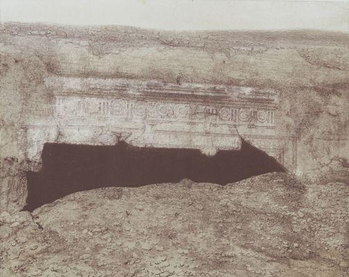 Jerusalem pl. 7  Vue de L'entrée des Tombeaux des Rois et des Juges