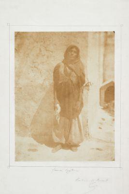 Laveuse Égyptienne (proof print)