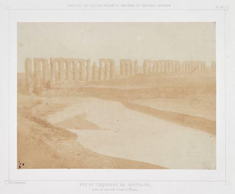 Vue De L'Aqueduc de Carthage