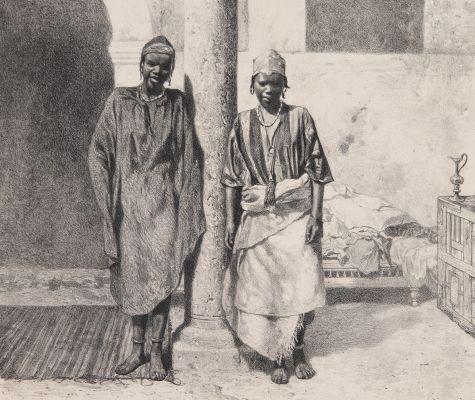 Pl. 41 Esclaves du Soudan Occidental
