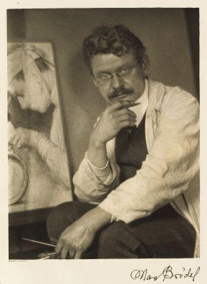 Max Broedel