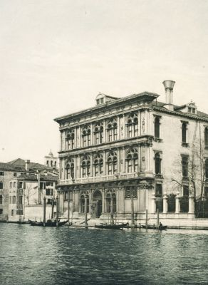 Studie aus Venedig