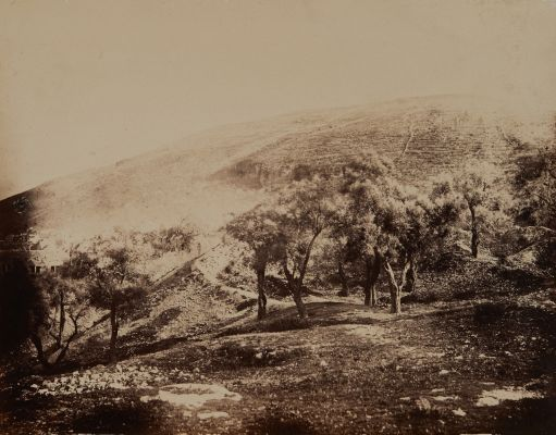 Naplouse: Mont Garizim