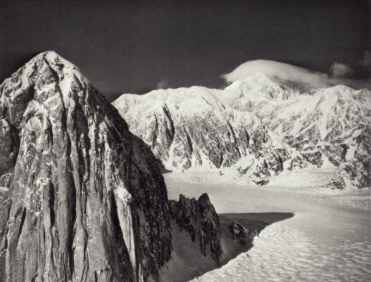Mount McKinley & Mount Barille