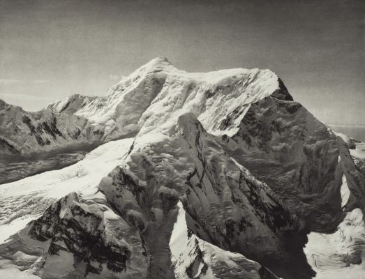Mount Saint Elias from North West