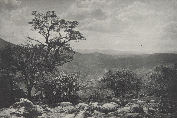 Mexikanische Landschaft