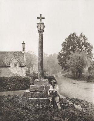 A Wayside Cross