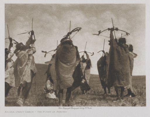 Atsina Crazy Dance – The Flight of Arrows