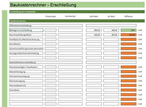 Nutzen Sie die Vorschaubilder, um sich einen ersten Eindruck über das Excel-Tool zu verschaffen