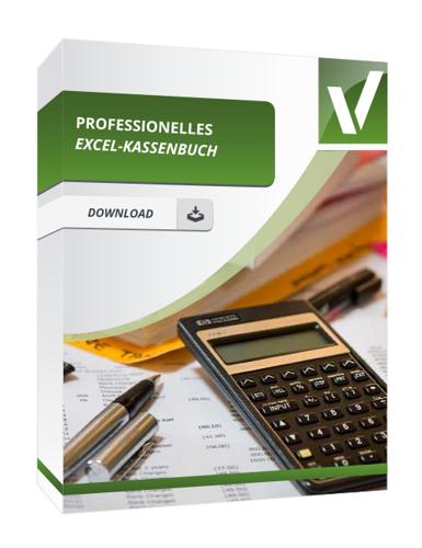 Dies ist ein Kassenbuch welches in Excel geführt wird