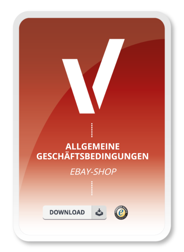 Allgemeine Geschäftsbedingungen Ebay Shop