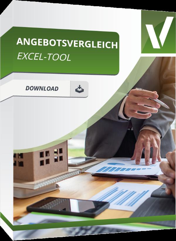 Angebotsvergeich mit Excel