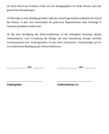 Entscheidender Bestandteil des Arbeitsvertrages ist die Vereinbarung über Provisionszahlungen.