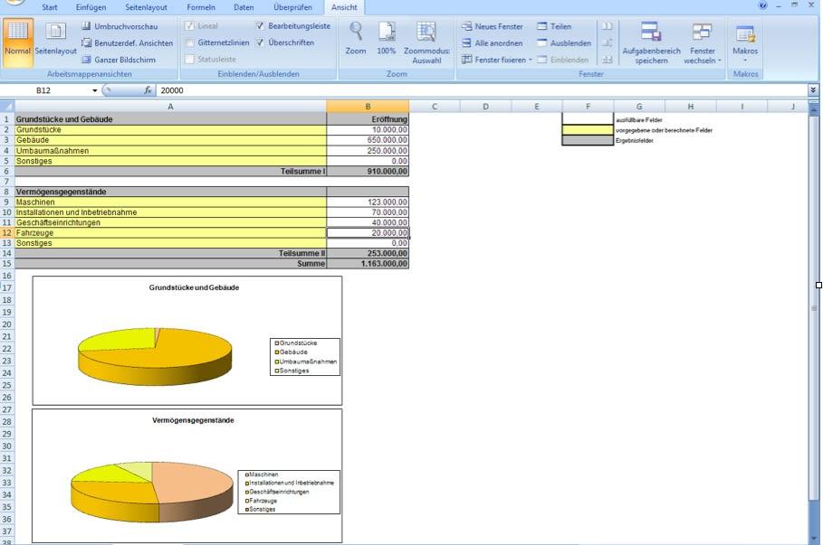 Unser Finanzplanungstool ist hervorragend geeignet, um eine vollständige Finanzplanung aufzustellen. Erhalten Sie ein leicht zu bedienendes Tool - basierend auf MS-Excel - für Ihre individuelle Finanzplanung.