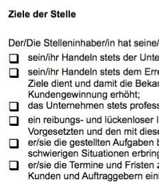 Diese Stellenbeschreibung für eine/n Offset Drucker/in ist ein Beispiel dafür, wie eine typische Interessenlage zwischen teilnehmenden Parteien umgesetzt werden kann.