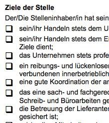 Diese Stellenbeschreibung für eine/n Sachbearbeiter/in im Rechnungswesen ist ein Beispiel dafür, wie eine typische Interessenlage zwischen teilnehmenden Parteien umgesetzt werden kann.
