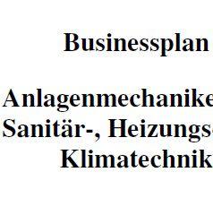 Mit dieser Vorlage können Sie einen Businessplan als Anlagenmechaniker (Sanitär-, Heizungs- und Klimatechnik) erstellen.