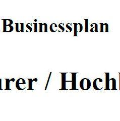 Mit dieser Vorlage können Sie einen Businessplan für Maurer/Hochbau erstellen.