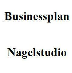 Mit dieser Vorlage können Sie einen Businessplan für ein Nagelstudio erstellen.