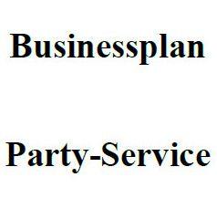 Mit dieser Vorlage können Sie einen Businessplan für einen Party-Service erstellen.