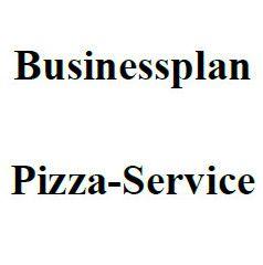 Mit dieser Vorlage können Sie einen Businessplan für einen Pizza-Service erstellen.