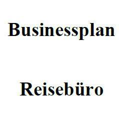 Mit dieser Vorlage können Sie einen Businessplan für ein Reisebüro erstellen.